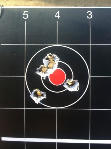 PPU 168 HPBT Match 100 Yards shots 15-20